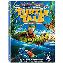 Lionsgate's Colorful Family Adventure TURTLE TALE Coming to Digital and DVD June 26th