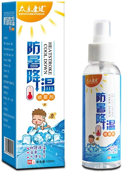 fllyingu Spray De Enfriamiento De Golpe De Calor De Verano,Spray ...