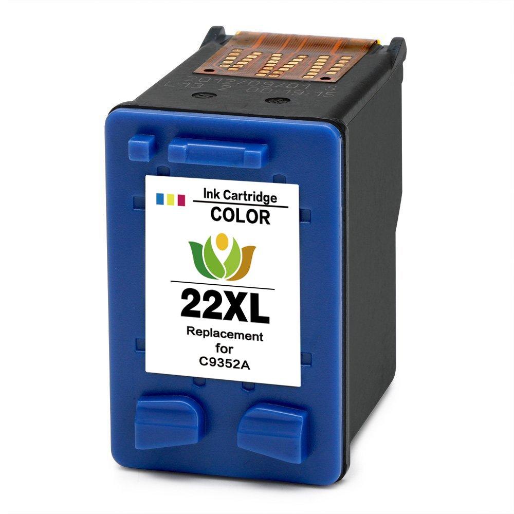 ArInk Remanufacturado Compatibles para HP 21XL 22XL Cartuchos de ...