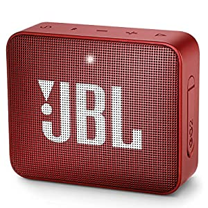 JBL GO2 – Waterproof Ultra Portable Bluetooth Speaker – Red