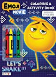 Best ALEX Toys Book 3 Year Olds - Bendon The Emoji Movie Coloring and Activity Book Review
