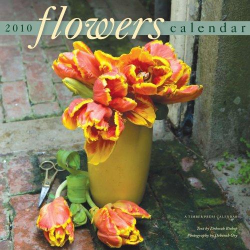 - Flowers Calendar 2010