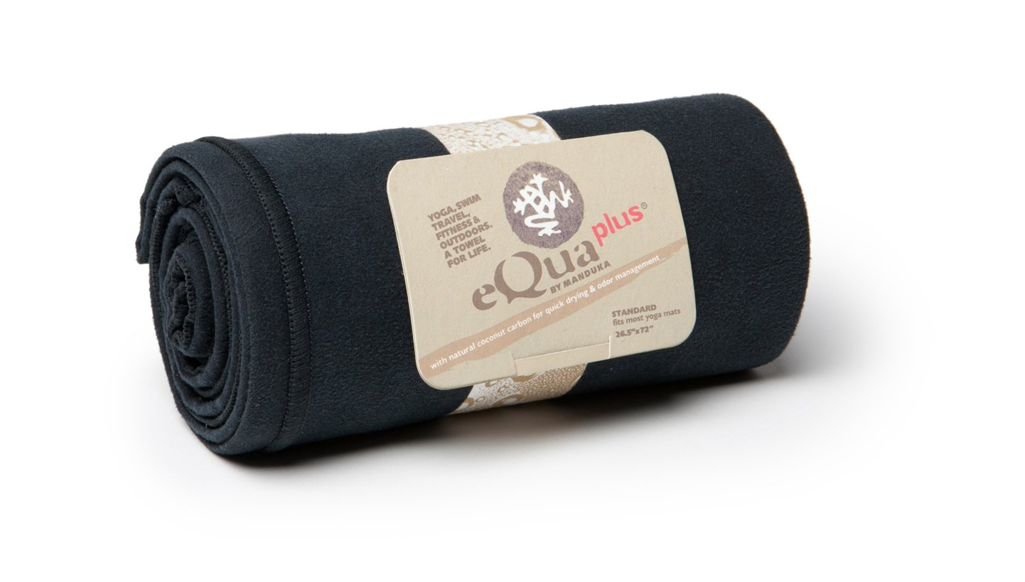Amazon.com: TOALLA para YOGA de MANDUKA modelo eQUA PLUS: Health & Personal Care