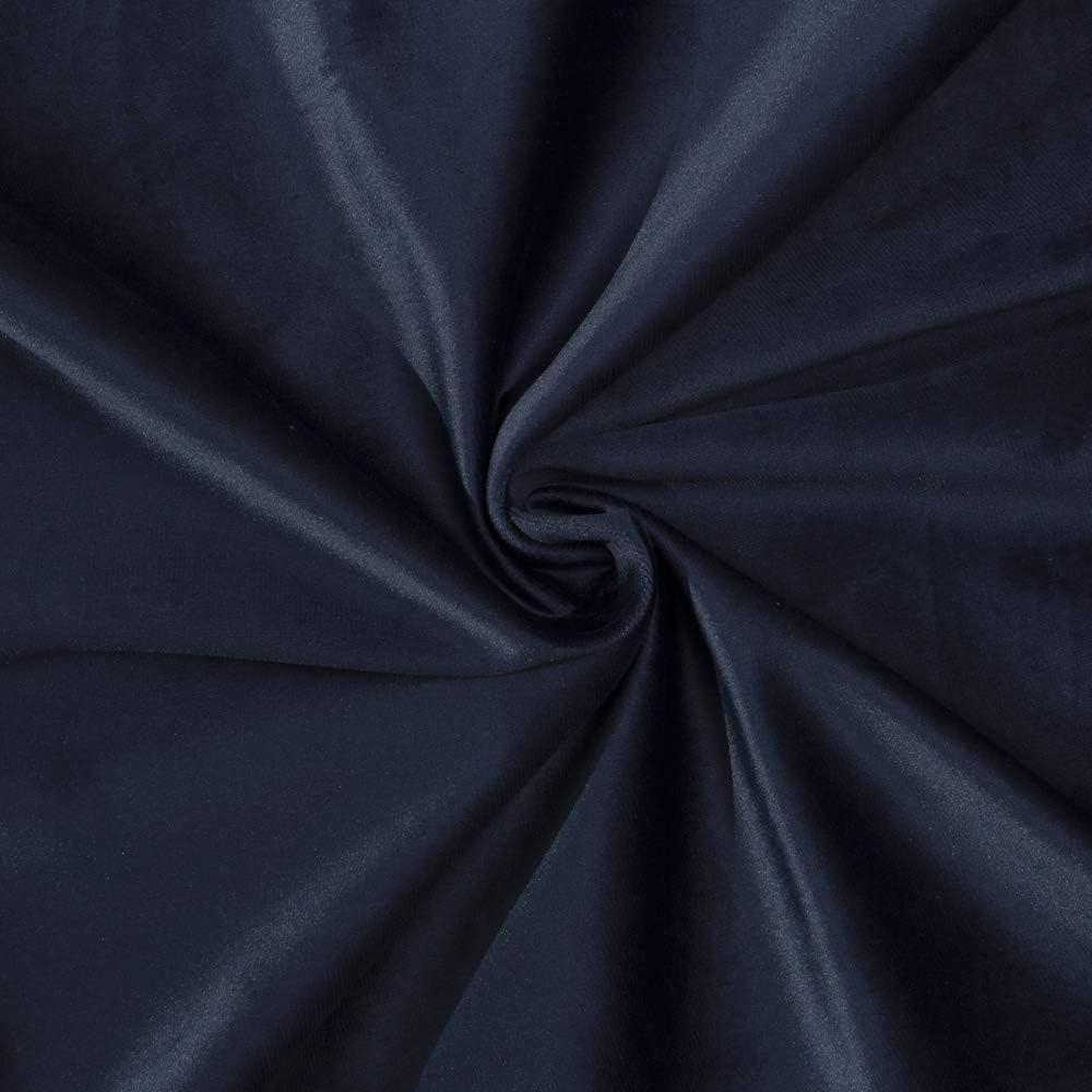 Gspirit Housse de Coussin en Velours Bleu Marin D/écoratif Home Decor Taie doreiller Super Doux Couleur Unie pour Canap/é Chambre Maison/30 x 50 cm Lot de 2