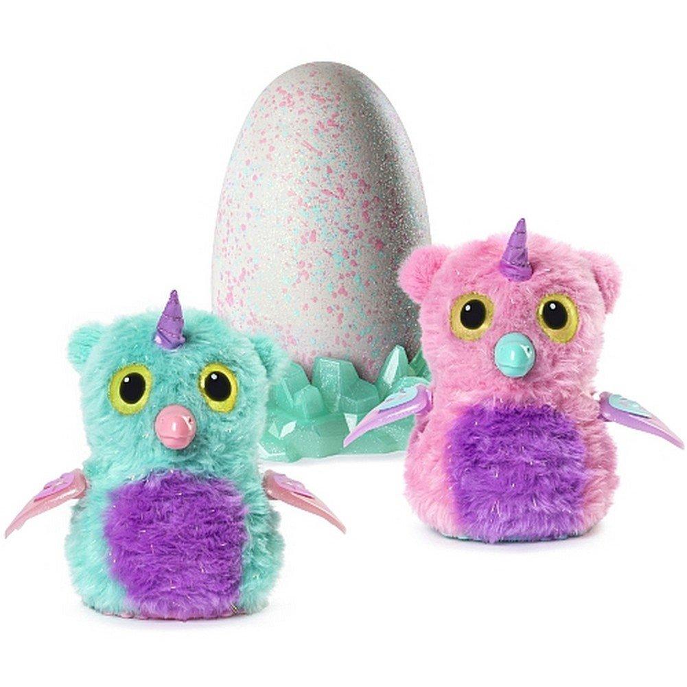 Hatchimals Glittering Garden - EXCLUSIVE Twinkling Owlicorn by Hatchimals