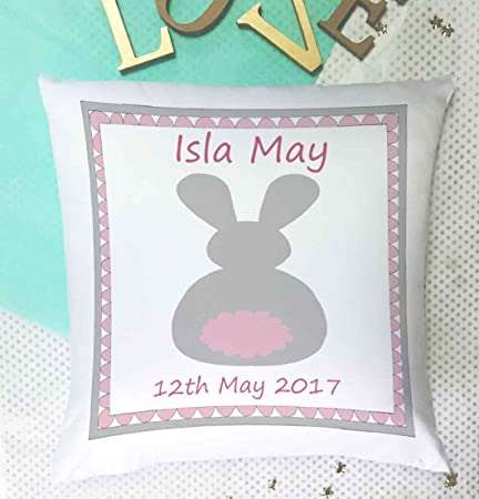 Personalised Cushion, Baby Gifts, Nursery Gift, Newborn Gifts, Personalised Keepsake,baptism