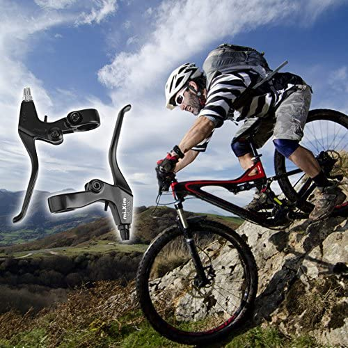 Domybest Conjunto Palancas de Freno de Bicicleta de Aluminio ...