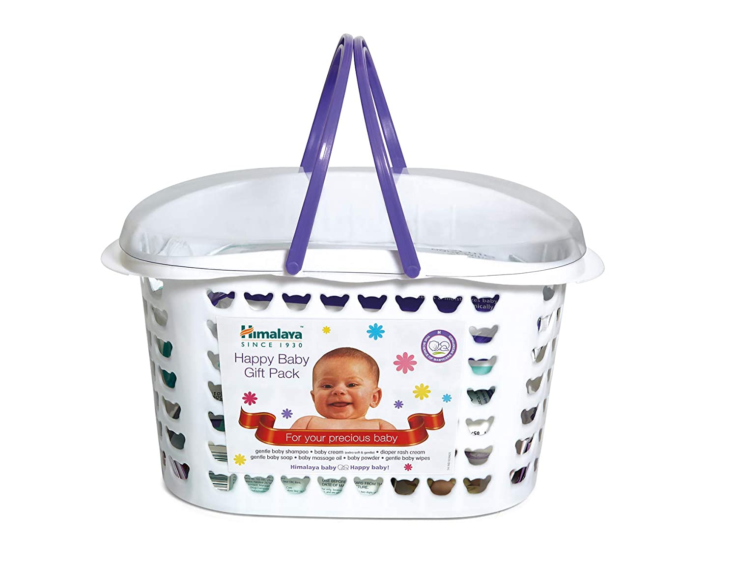 495e2653f7fe0 Buy Himalaya Babycare Gift Basket Online at Low Prices in India - Amazon.in