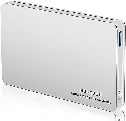 Silver Sata HDD Docking Station Driver,3.5 HDD Docking Station USB 3.0 Sata External 2.5 HDD Enclosure