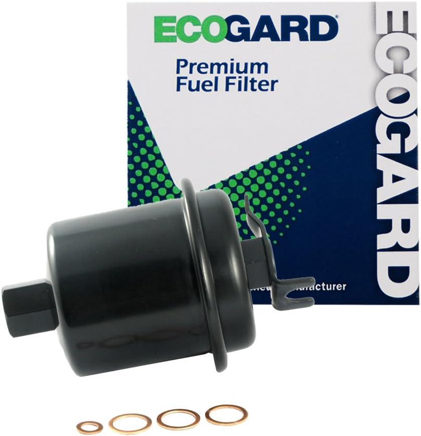 Fuel filter Fits:Acura CL EL TL Integra Honda Accord Civic CR-V Del Sol  /& Isuzu