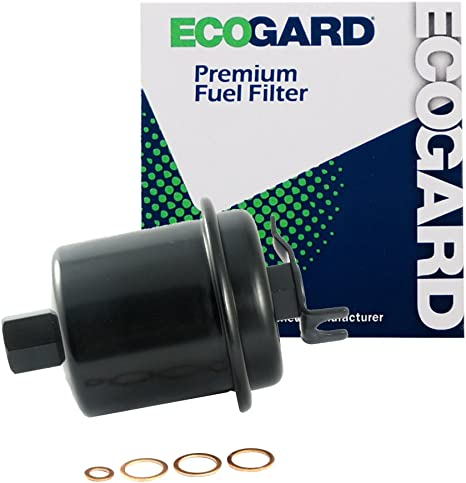 honda crv fuel filter amazon com ecogard xf44870 engine fuel filter premium honda crv fuel filter replacement interval ecogard xf44870 engine fuel filter
