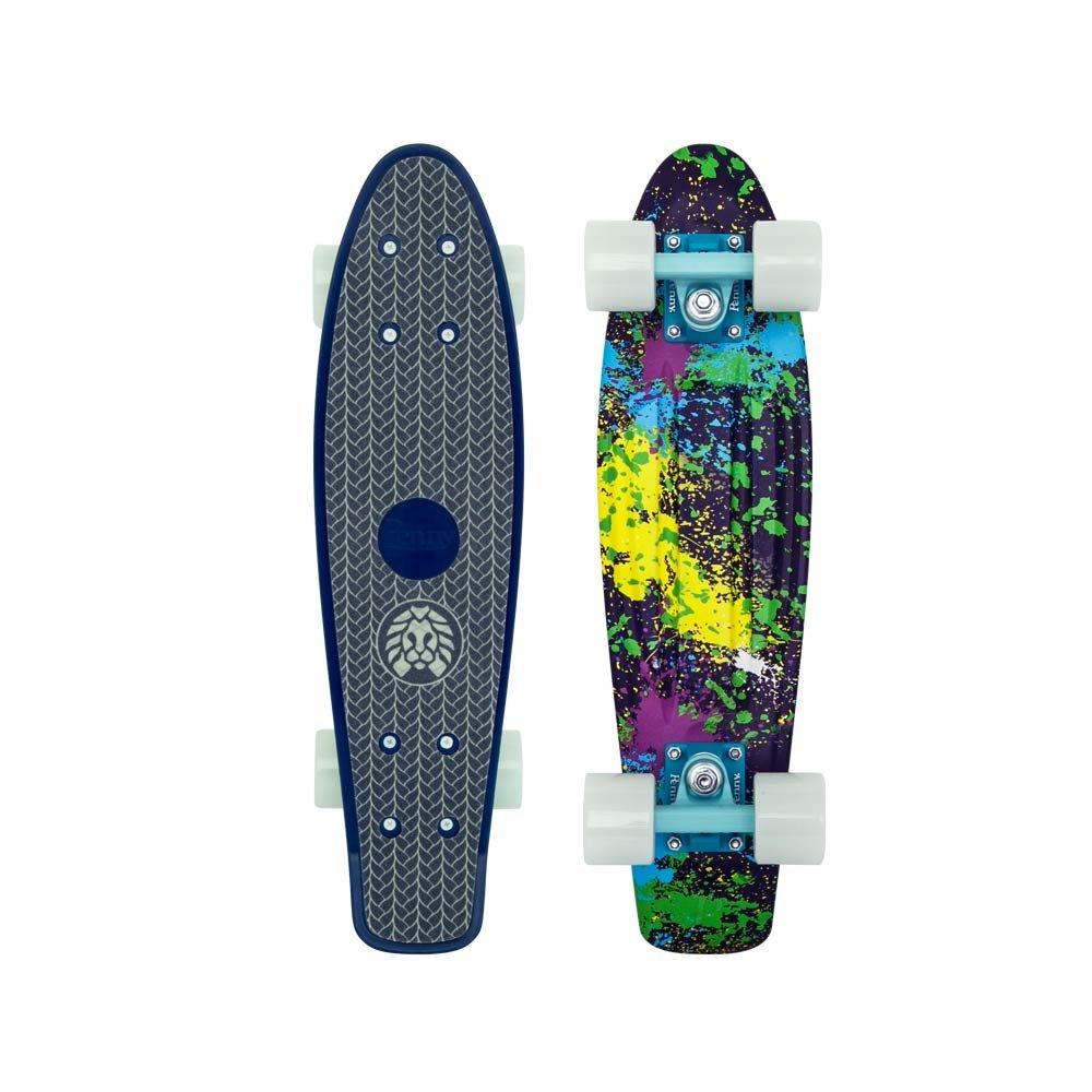 Penny Graphic Skateboard - Rastaclat 22'' by Penny Australia