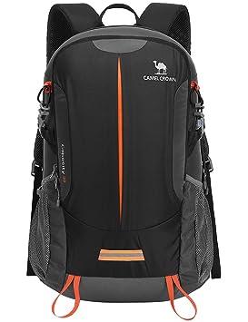 CAMEL CROWN 30L Mochila de Senderismo Ligera Durable Mochila de Trekking para Viaje Deportes Montañismo Escalada Camping al Aire Libre: Amazon.es: Deportes ...