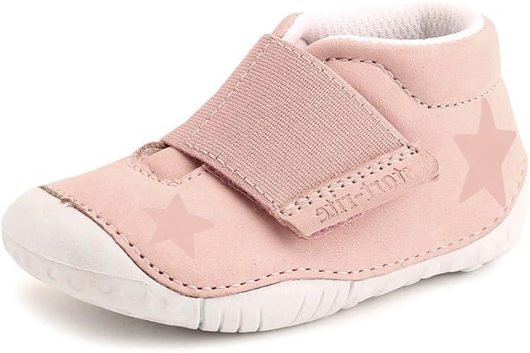 Start-rite Baby Star Pink Nubuck