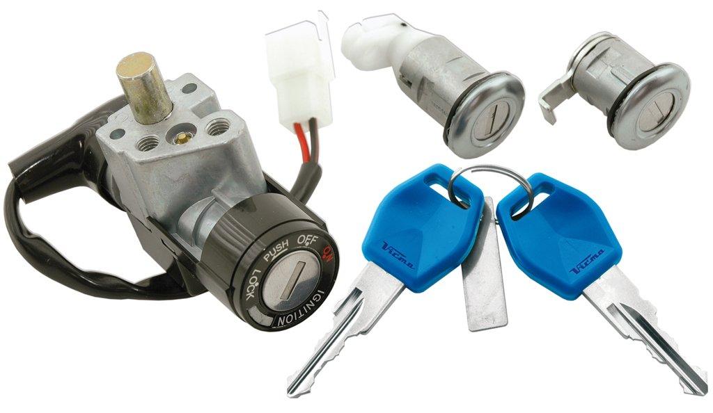V PARTS - 6507/54 : Juego kit cerraduras llaves cerrajas Vicma