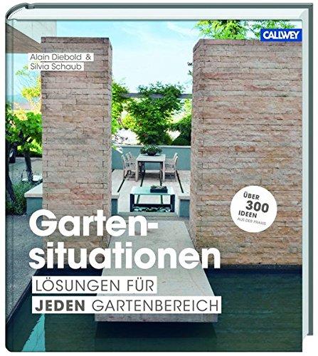 Gartensituationen: Lösungen für jeden Gartenbereich