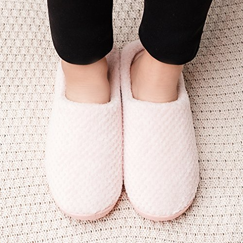 Anti Caramella Slip Outdoor Women's Slippers Pink Coral Arch Bubble Foam Slippers Memory House Support Indoor HwHx7prq