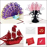 3D Happy Birthday Cards Assortment - Handmade Pop - Best Reviews Guide