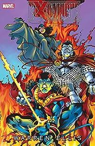 Excalibur Visionaries: Warren Ellis Vol. 3 (Excalibur (1988-1998))