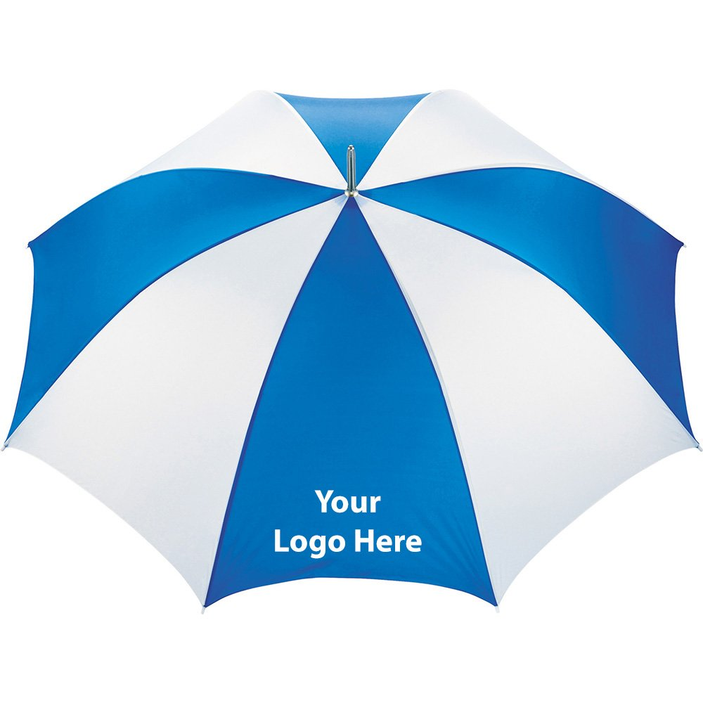 Palm Beach 60'' Steel Golf Umbrella - 40 Quantity - $10.35 Each - PROMOTIONAL PRODUCT / BULK / BRANDED with YOUR LOGO / CUSTOMIZED by Sunrise Identity