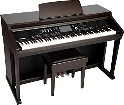 Suzuki SDP-2000ts Touch Screen Ensemble Digital Piano Review