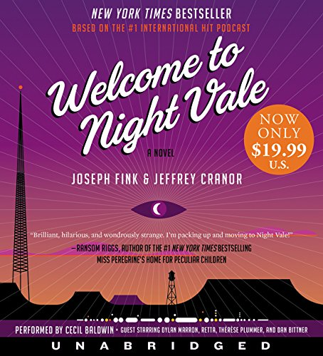 Welcome to Night Vale Low Price CD: A Novel