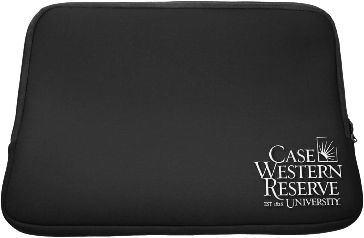 "OTM Essentials Case Western Reserve University Black Laptop Sleeve, Classic V2-13"" (LTSC13-CWRU2)"