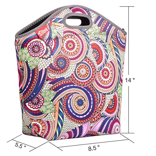 Large Insulated Lunch Bag, 14