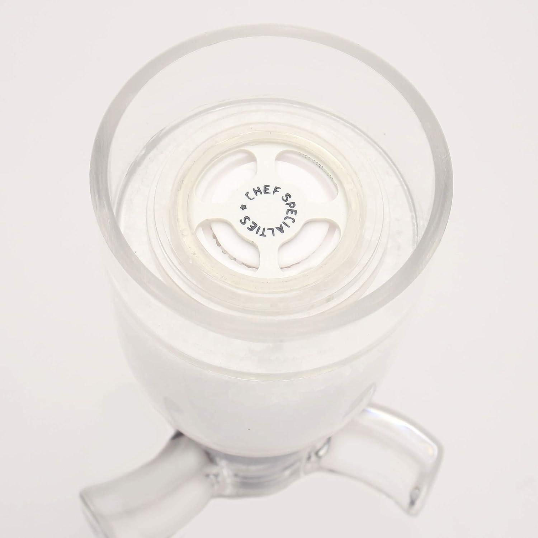 Chef Specialties 4.25 Inch Spinner Salt Mill Chefs Specialties COMINHKPR04612