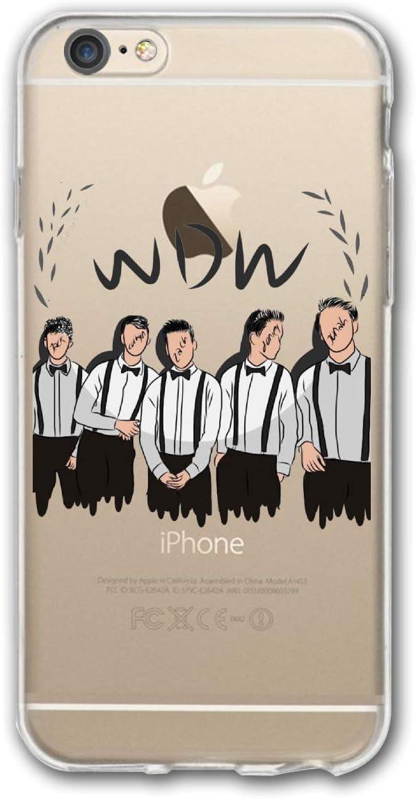 Coque iPhone 6 Plus, iPhone 6s Plus Case Why-Don't-We-Comic ...