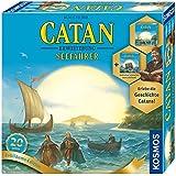 KOSMOS 692896 - Catan - Seefahrer Jubiläums-Edition, Strategiespiel