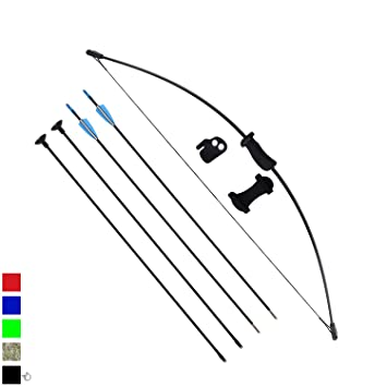 17867a3368c Funtress Archery Bow and Arrow Set for Kids Children Youth Outdoor Team Sports  Game Hunting Toy