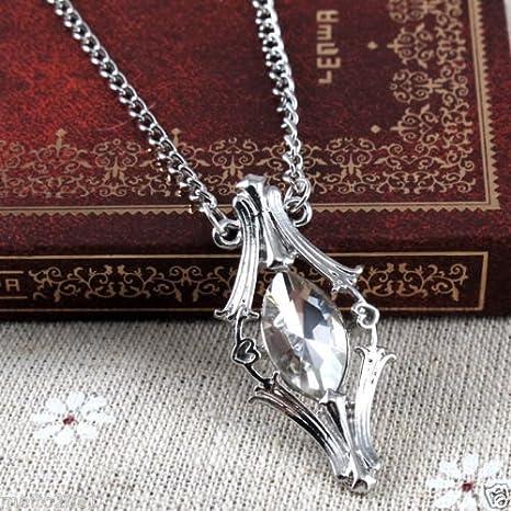 Novedad Collar Frasco Elven Rey Galadriel del Señor de los anillos