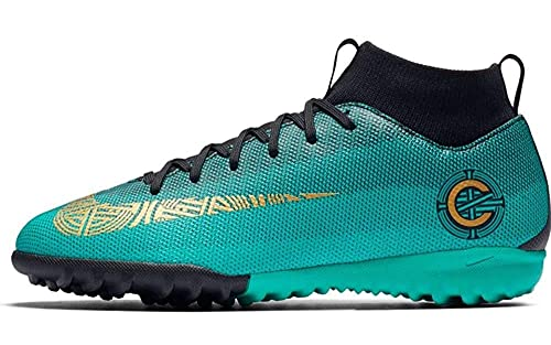 a60581fbc NIKE JR SPEFLY 6 Academy GS CR7 TF Boys Soccer-Shoes AJ3112: Amazon ...