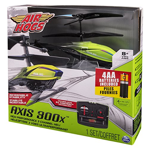 air hogs rc axis 300x manual