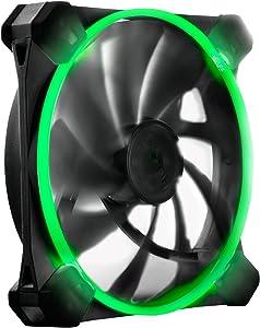 Antec True Quiet 120 UFO Cooling Case Fan 75293, Green