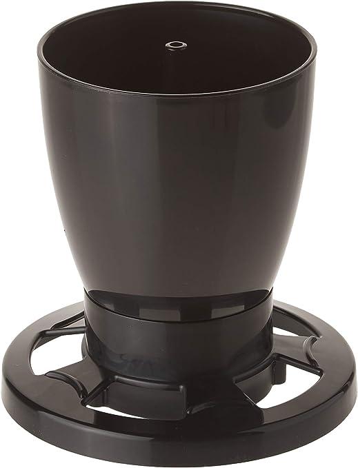 EZ Way cafetera el/éctrica color negro