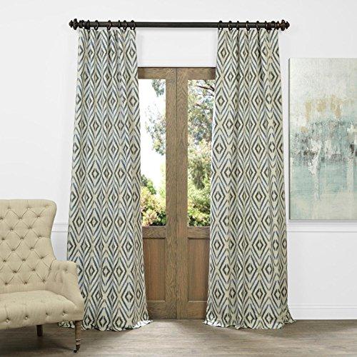 half-price-drapes-jqch-as2250910-84-faux-silk-jacquard-curtain-dart-blue-50-x-84