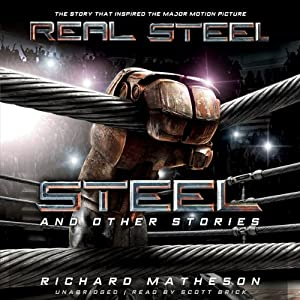 Steel and Other Stories Audiobook
