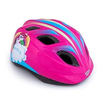 Spokey Casco de Protección, Ciclismo, para Astro Rosa, 48-52