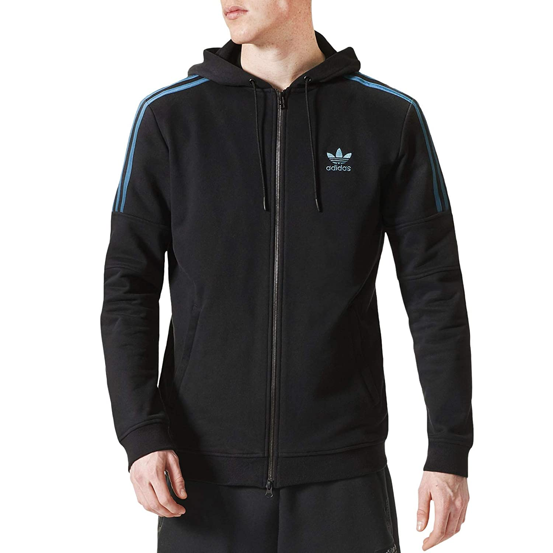 Originals Mens adidas Track Jacket Black Ornamental Block IEDWH29