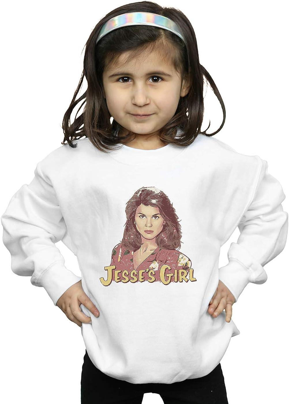 Absolute Cult Pennytees Girls Jesses Girl Sweatshirt