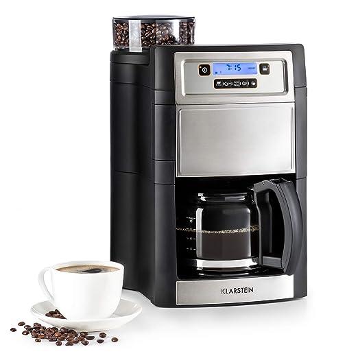 Klarstein Aromatica II máquina de café con molino - Máquina de ...