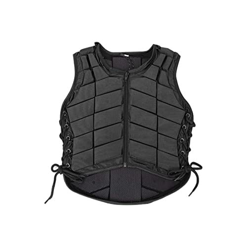 Fungear Horse Riding Vest Protective Body Back Guard Protector for Ladies Men Children Kids