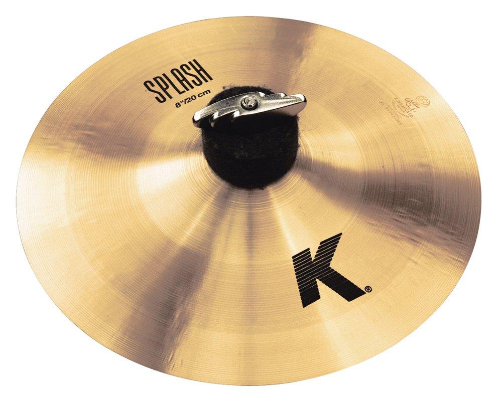 Zildjian Splash Becken K mit 8 Zoll (20,3 cm) Durchmesser K0857
