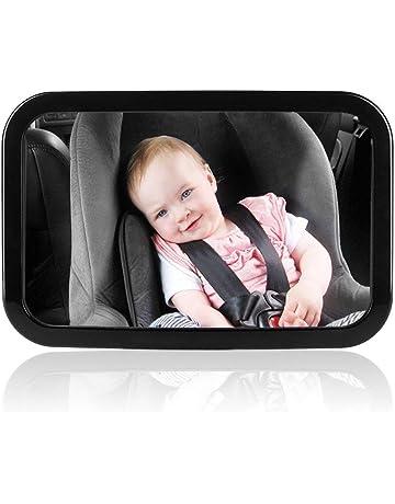 8d51350843758 Amzdeal Rétroviseur de Surveillance Pour Bébé Miroir de Voiture Pour Bébé  Rétroviseur Sécurité Pour Siège Arrière