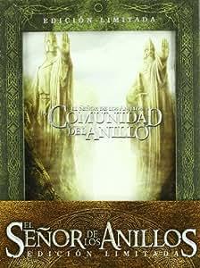 El Señor de los Anillos: La Trilogía (Edición limitada) [DVD]
