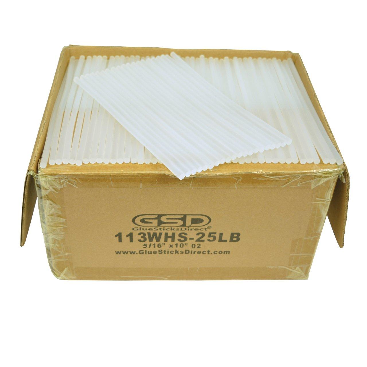 Wholesale Hot Melt Glue Sticks mini X 10'' 25 lbs bulk