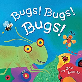 Bugs! Bugs! Bugs!: (Bug Books for Kids, Nonfiction Kids Books)