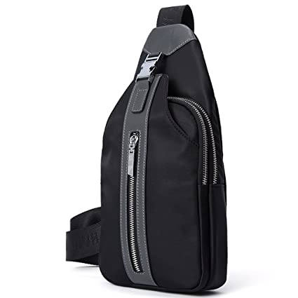 f63715432b67 Image Unavailable. Image not available for. Color  XY CF Chest bag  multi-function male shoulder ...